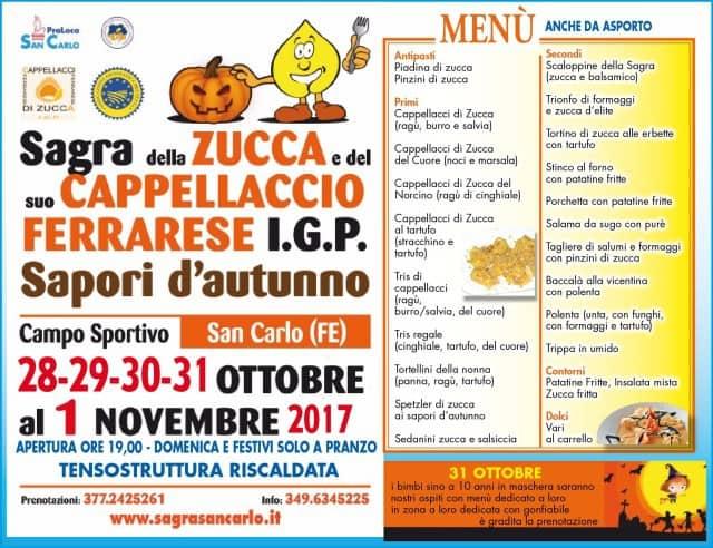 Dal 28 novembre, edizione SAPORI D'AUTUNNO