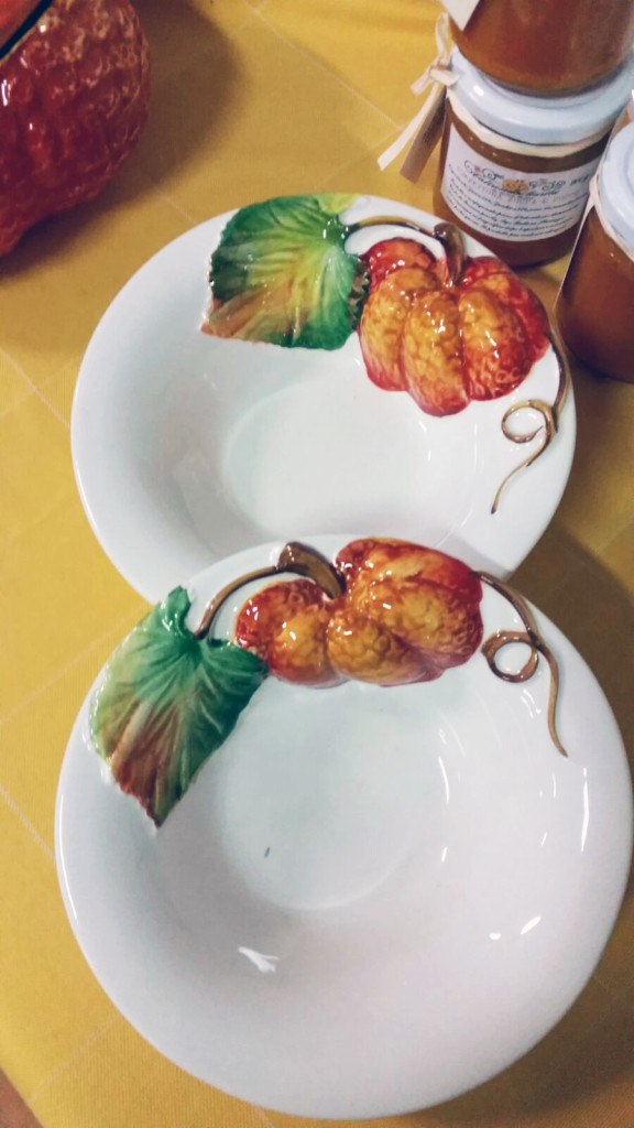 ceramiche zucca